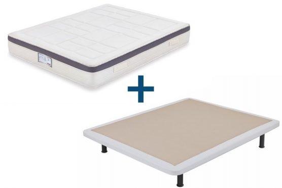 Pack ahorro colchón Flex Visco con base tapiflex